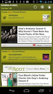 Shonda Rhimes: The Root 100 - screenshot thumbnail