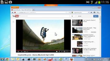 Screenshot of VNC Viewer