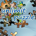 Unlimit Puzzle logo