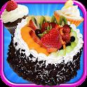 Cake Bites Make and Bake FREE icon
