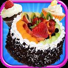Cake Bites Make & Bake Candy Food Cooking Fun Game icon