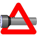 Torch & Emergency light icon