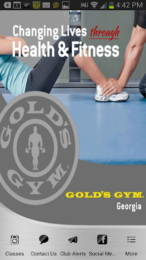 Gold's Gym Georgia