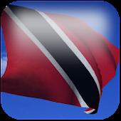 3D Trinidad & Tobago Flag LWP+