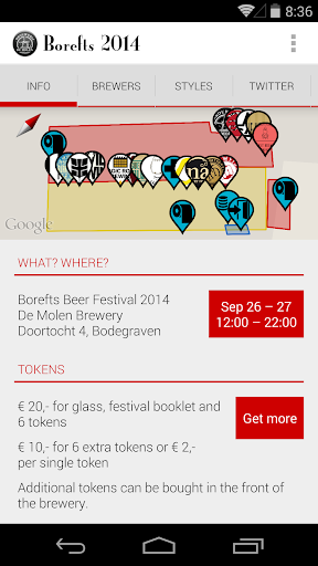 Borefts Beer Festival 2014