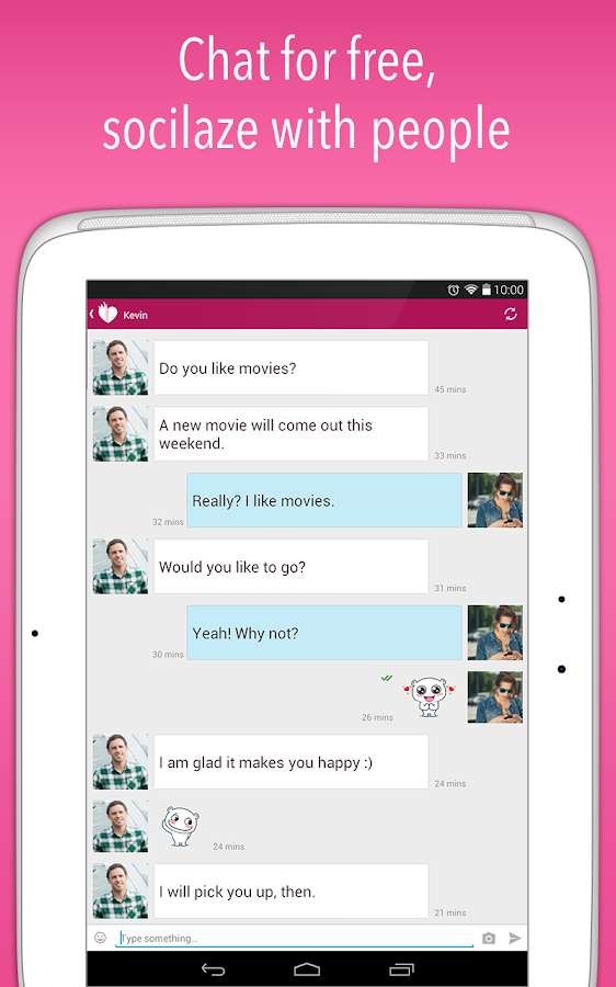 Waplog Chat Dating Meet Friend- screenshot