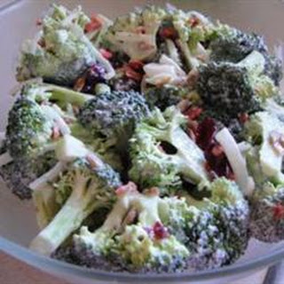Alyson's Broccoli Salad