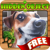 Hidden Object - Let Dogs Out!