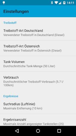 Billig Tanken Free 0x7f060040 screenshot 599540