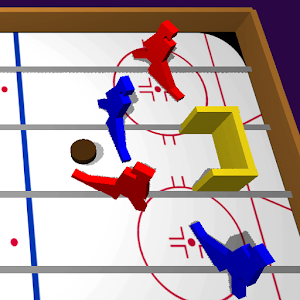 Table Ice Hockey 3d 體育競技 App LOGO-硬是要APP