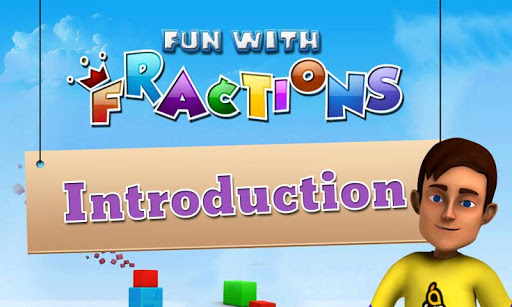 Math Fun with Fractions: Intro