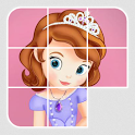 Puzzle deslizante princesita icon