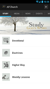 Apostolic Faith- screenshot thumbnail