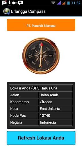 Erlangga Compass
