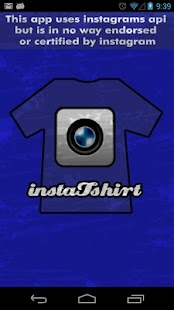 InstaTshirt Social T-Shirts - screenshot thumbnail