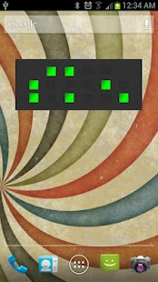 Binary Clock ES Screenshot