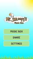 Screenshot of Mr. Shleepy's Music Box FREE