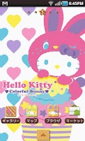 Screenshot of HELLO KITTY Theme