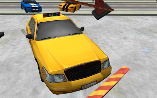 Extreme Taxi Driving 3D