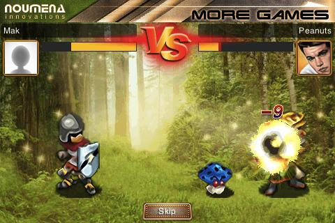 Duel: Blade & Magic- screenshot