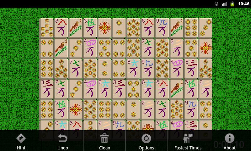 Free Shisen Sho - screenshot