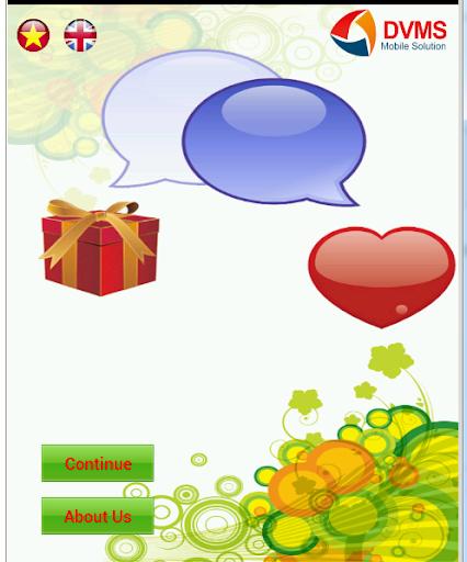 Greeting messenger