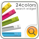 24color Search Widget icon