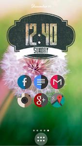 Halves Icons v1