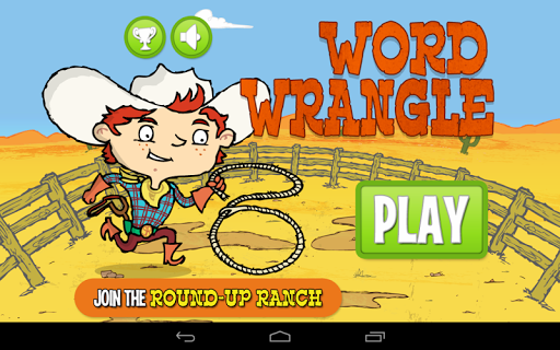Steampunk Riders: Word Wrangle