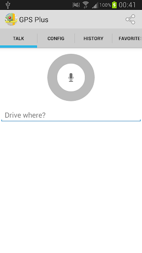 Talk And Drive App For Waze