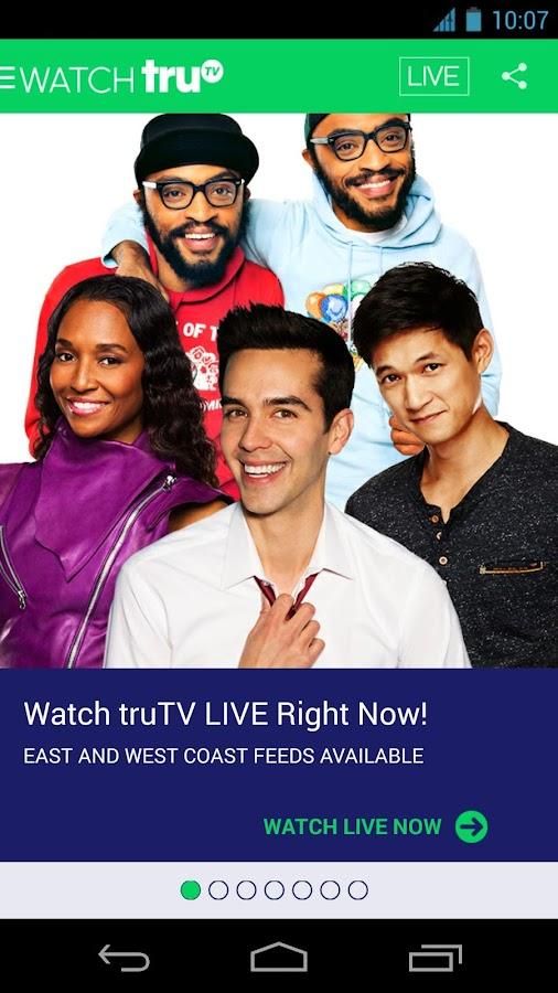 Watch truTV - screenshot