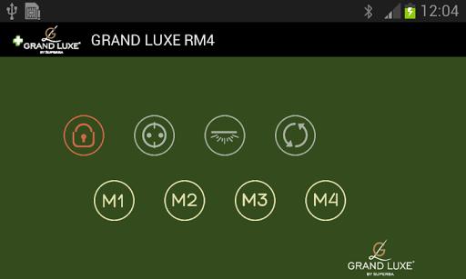 Grand Luxe Remote