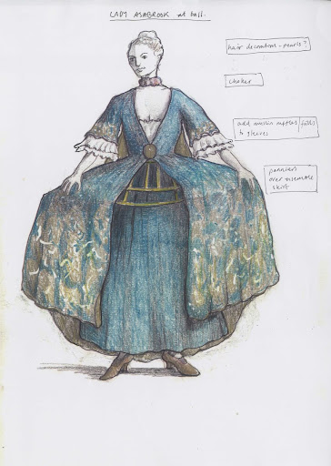 Costume At The National Theatre National Theatre Google Arts Culture