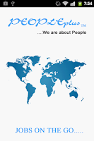 Screenshot of Peopleplus -Latest Active Jobs