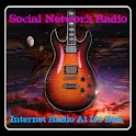 Social Network Radio Rock logo