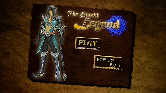 The Untold Legend: The Threat- screenshot thumbnail