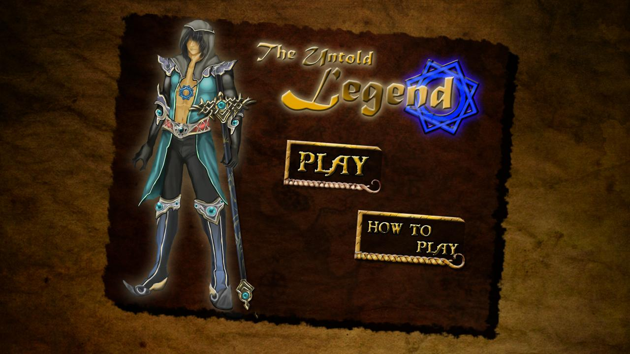 The Untold Legend: The Threat- screenshot