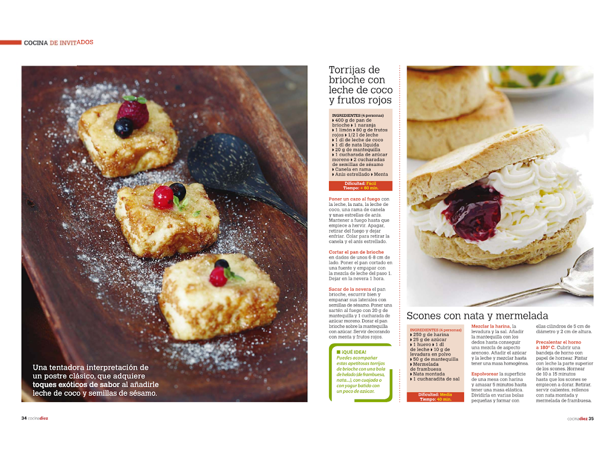 Cocina Diez Revista Aplicaciones Android En Google Play