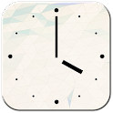 Jelly Bean Clock (Dark)