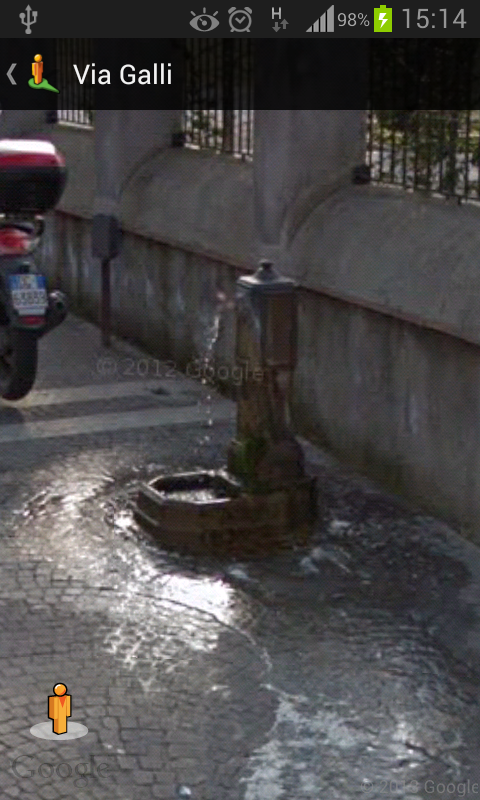 Fountains in Italy - screenshot