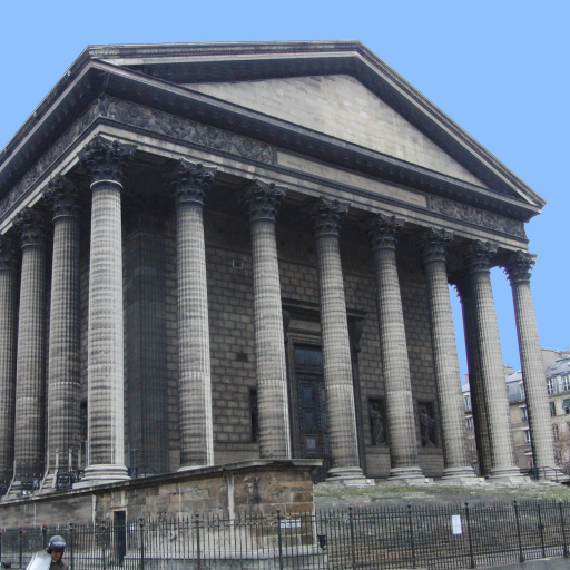 Paris Madeleine Church(FR011) 旅遊 App LOGO-APP試玩