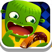 Zombie kitchen Free Version