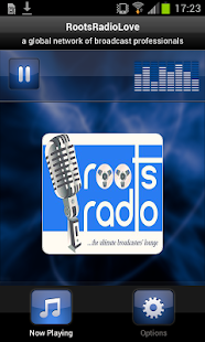 RootsRadioLove- screenshot thumbnail
