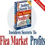 Flea Market Profits Preview