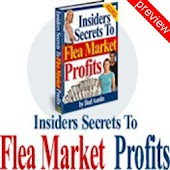 Flea Market Profits Preview