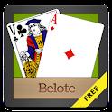 Belote Andr Free logo