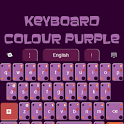 Keyboard Colour Purple icon