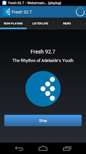 Fresh 92.7 - screenshot thumbnail