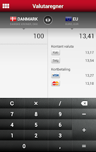 Østjydsk Banks MobilBank - screenshot thumbnail