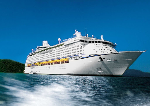 Voyager-of-the-Seas-aerial-4 - Book your dream vacation to Thailand and Vietnam on Voyager of the Seas.